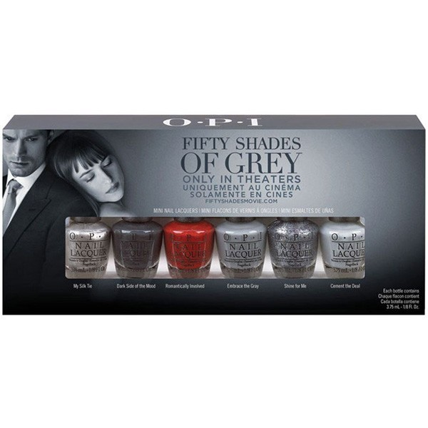 Mini pack Fifty Shades Of Grey