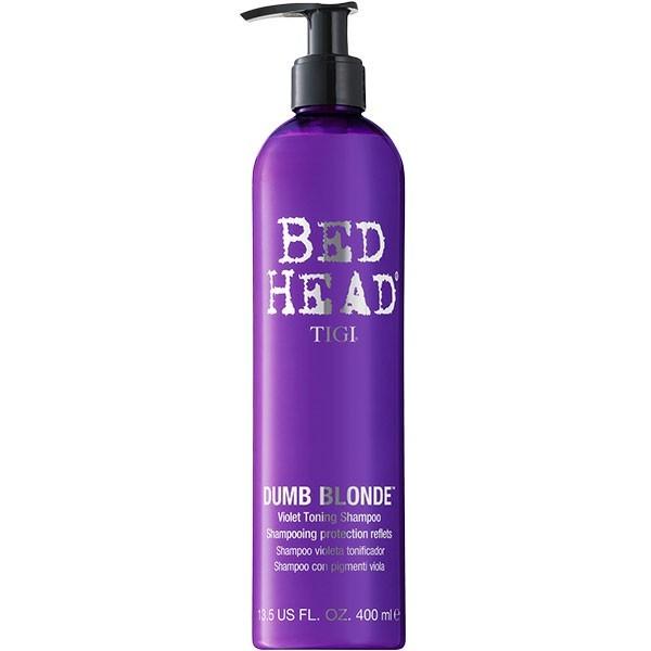 Dumb Blonde Purple Toning...