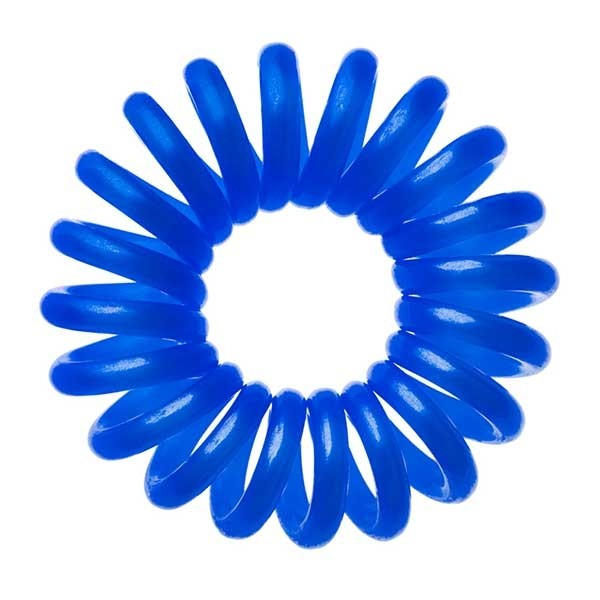 Élastiques Bleus x3