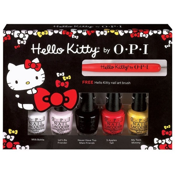 Mini 5 Pack Hello Kitty