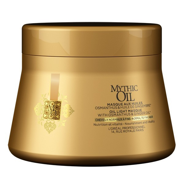 Masque Mythic Oil Cheveux...