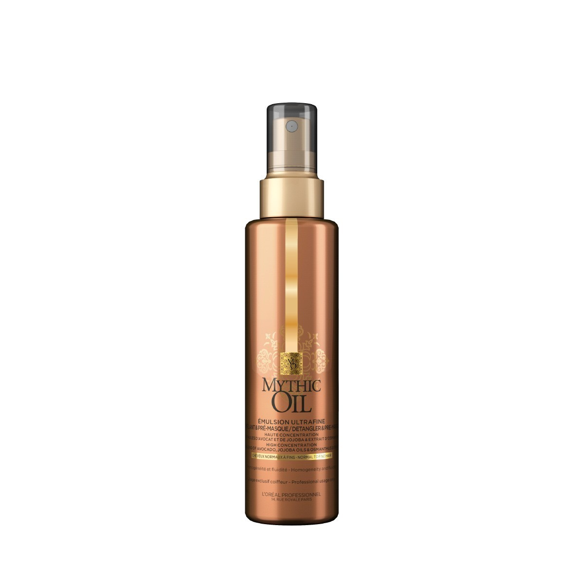 Emulsion Ultrafine Mythic Oil