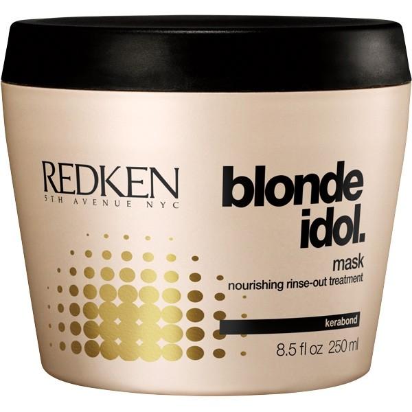 Masque Blond Idol