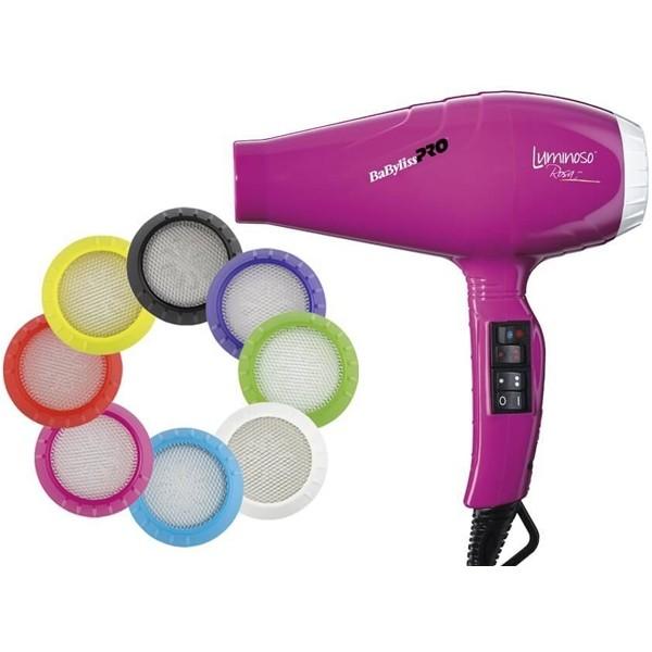 Sèche Cheveux Luminoso Rose