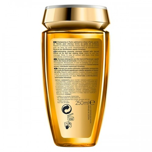Shampoing Mythic Oil cheveux normaux à fins 250ml