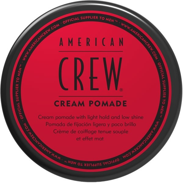 Cream Pomade - Fixation...
