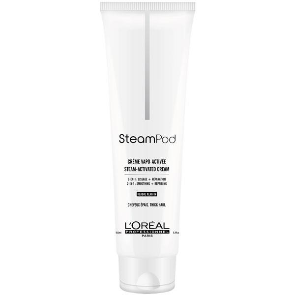 Crème Steampod Cheveux Epais