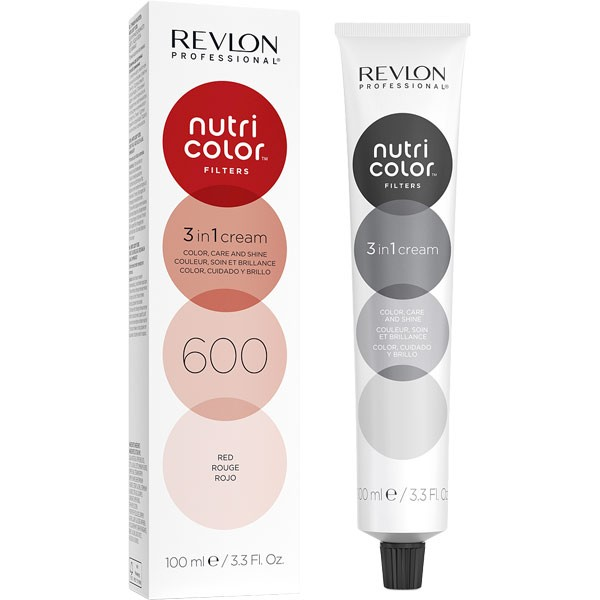 Nutri Color 600 Rouge 100 ml