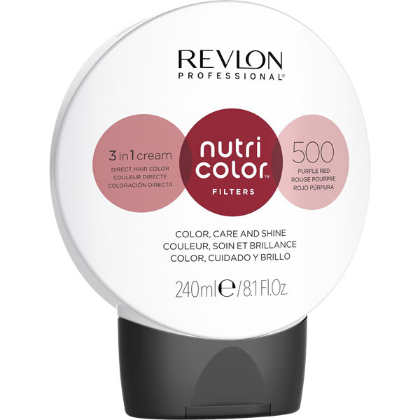 Nutri Color 500 Rouge...