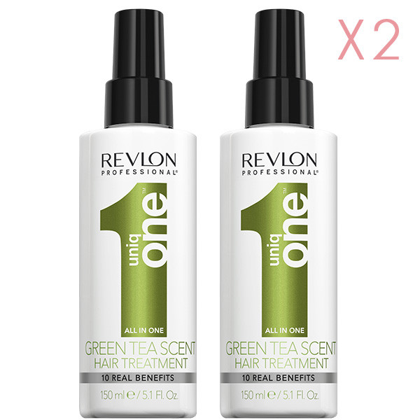 Duo Spray Uniq One GreenTea...