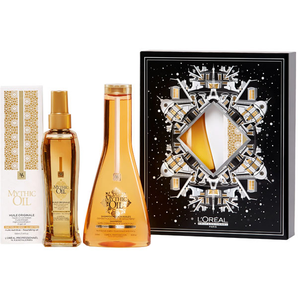 Coffret De Noël Mythic Oil