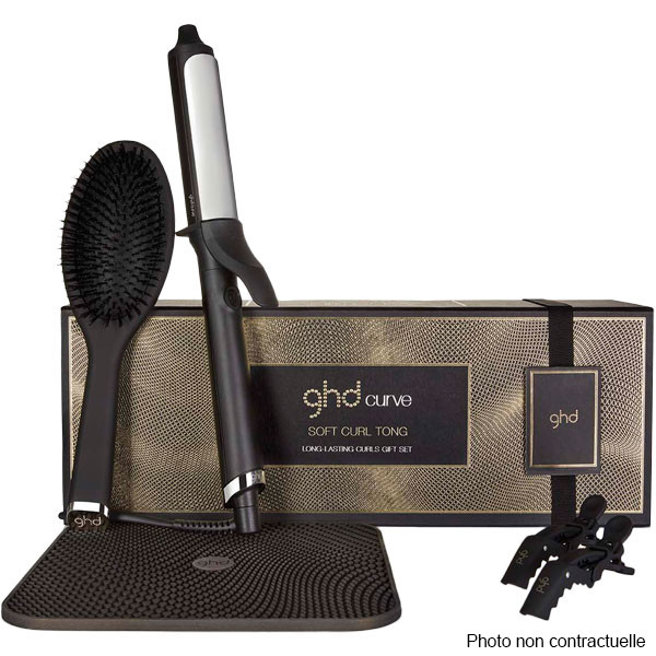 Coffret GHD Curve Soft Curl...