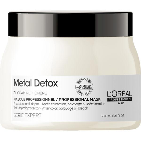 Masque Metal Detox 500 ml