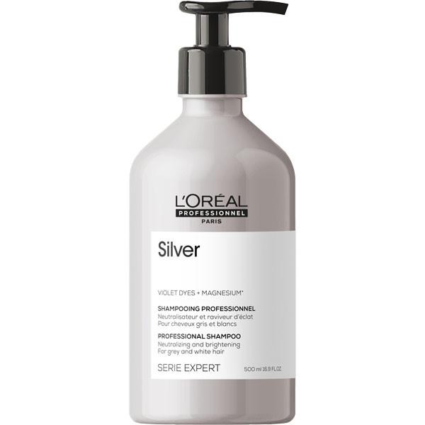 Shampoing Silver 500 ml SE