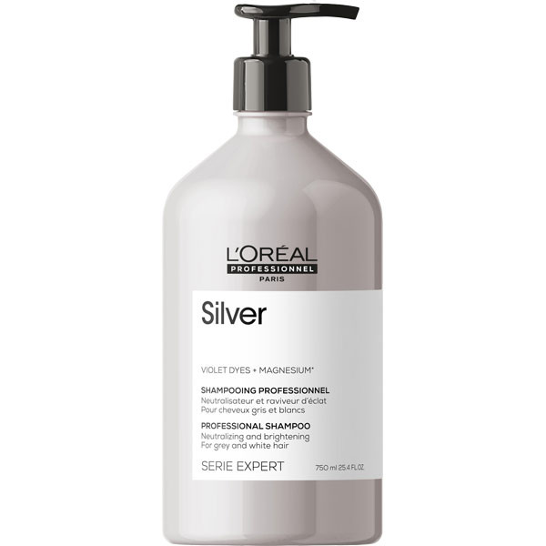 Shampoing Silver 750 ml SE
