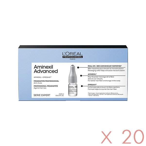 Aminexil Advanced Cure...