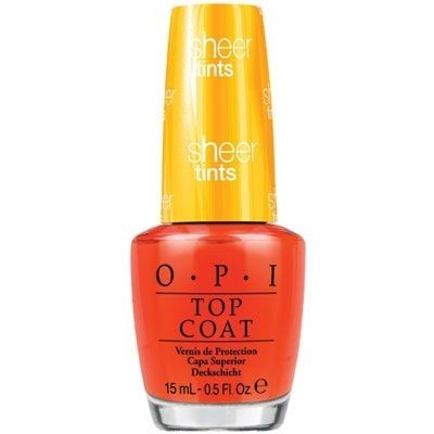 Top coat sheer tints Top...