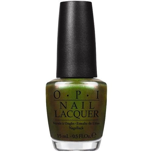 Vernis Green On The Runway
