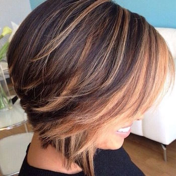Photo coupe cheveux carre degrade