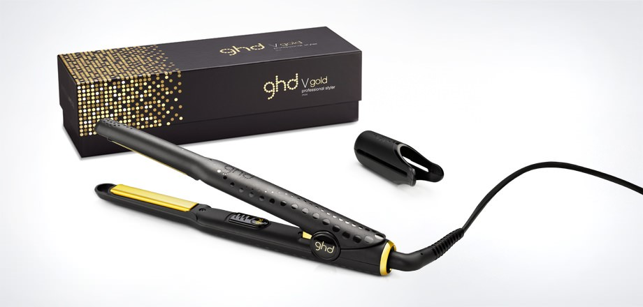 mini gold GHD