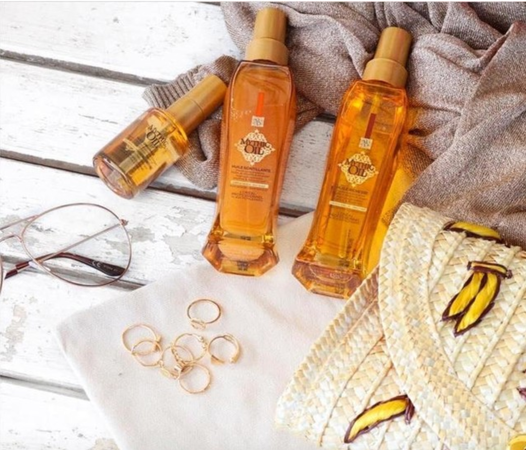 huile radiance mythic oil