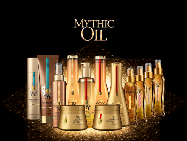 gamme mythic oil