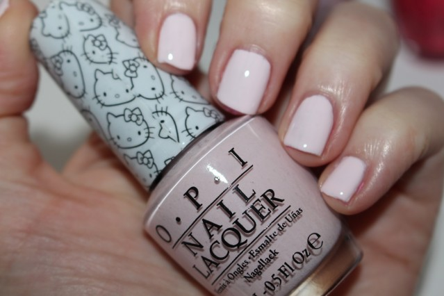 OPI-hello kitty