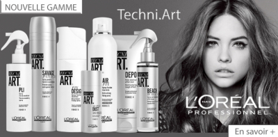Tecni Art by L'Oréal Professionnel : le test